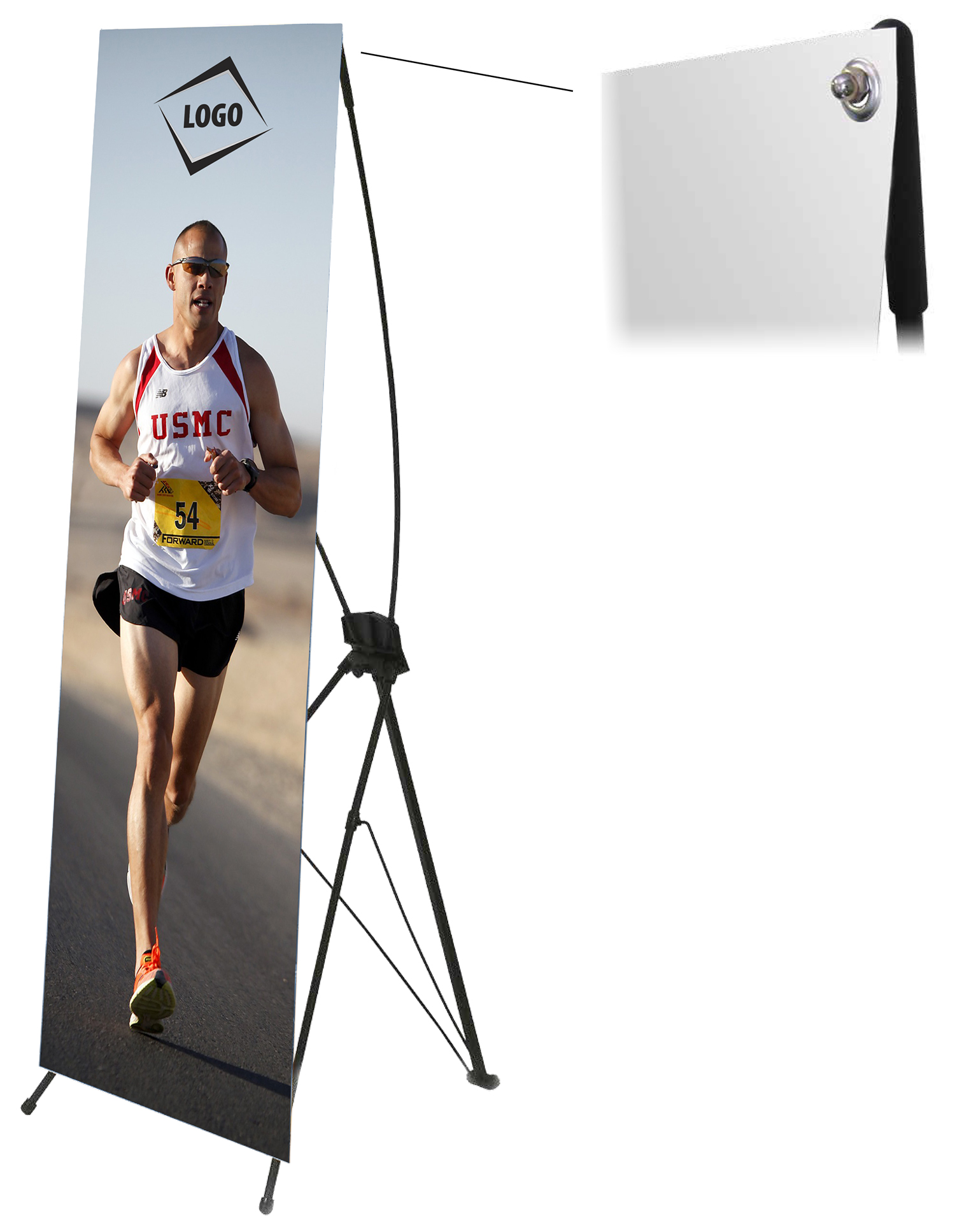 Retractable Banners Canada - 24\